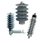 Medium voltage lightning  arrester AREVA