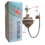 Low voltage lightning arrester