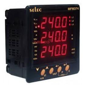 Đồng hồ đo điện đa năng Selec MFM374